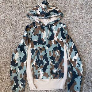 Champion camo hoodie